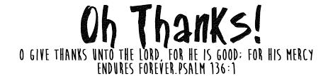 Image result for psalm 136 banner