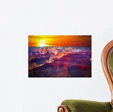 Famous Grand Canyon Wall Decal Wallmonkeys Com