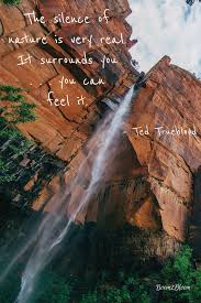 nature is my sanctuary quotes to inspire heal nature quotes