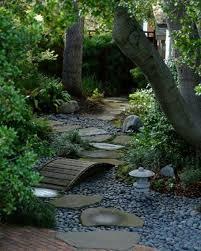 15 whimsical wooden garden bridges