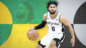 Patty Mills riding momentum from FIBA World Cup into NBA season: 'It was a  good reminder of who I am as a basketball player' | NBA.com Australia | The  official site of