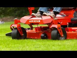 ikon xd zero turn lawn mower ariens