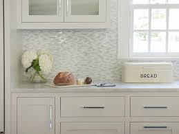 gray mosaic marble kitchen wall tiles