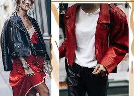 17 leather jackets for women in 2020