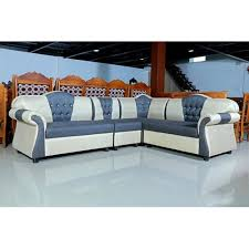 modern fabric sofa set for home back