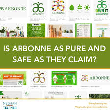 is arbonne as pure and safe as they
