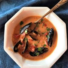Low carb Mussels with Coconut Curry ...