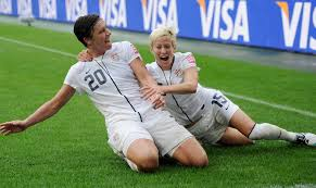 Abby Wambach lifts US to final with 3-1 win over France