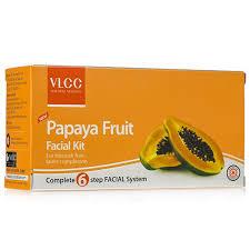 vlcc papaya fruit kit 60 gm