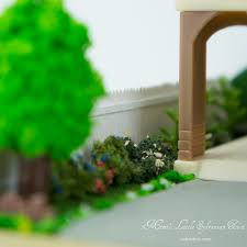1 64 Scale Fences Mimi S Little Sylvanian Town