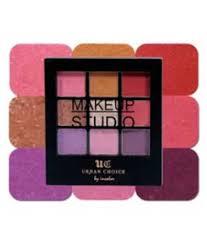 incolor urban choice makeup studio 9 in