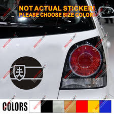 Exterior Accessories 3s Motorline 2x White 6 Army Star Decal Sticker Car Vinyl Distressed Fit For Jeep Wrangler Etc Bumper Stickers Decals Magnets