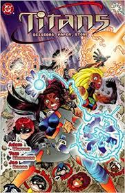 Amazon.com: Titans: Scissors, Paper, Stone (9781563893636): Warren ...