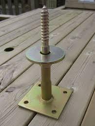 Carpenters Mate Adjustable Post Base Post Supports Devon