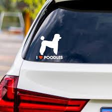Car Stickers Dog Days