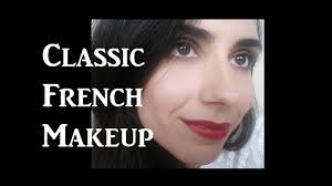 clic french makeup look saubhaya