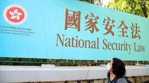 香港国安法162个人大常委15分钟内一致通过7.1实施