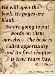 best new year quote edit pierce