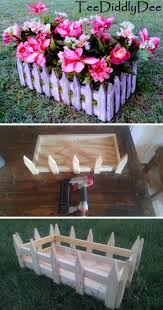 30 Creative Diy Wood And Pallet Planter Boxes To Style Up Your Home Hative