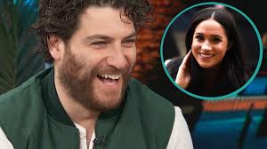 Adam Pally Jokes About Playing Meghan Markle's Love Interest In ...