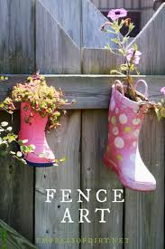 24 Creative Ideas For Garden Fence Wall Decor Empress Of Dirt