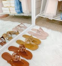 tory burch miller sandals revew are