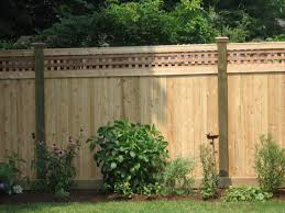 Could Add Strip To Hide Metal Plate For Extension Fence Design Privacy Fence Designs Wood Fence Design