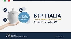 BTP Italia - l'investimento che ci sostiene - YouTube