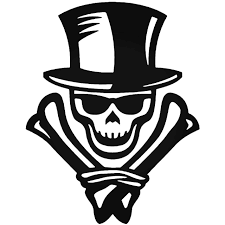 New Orleans Voodoo Afl Style 2 Decal
