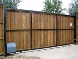 Denton Driveway Gate Company A Better Fence Company Automatic Gates