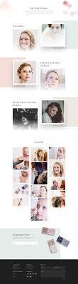 makeup artist layout pack for divi