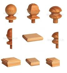 Check Out Some Of The Latest Wooden Newel Caps Ball Pyramid Acorn Square Flat Mushroom Full Or Half Caps Available Stair Posts Post Cap Wooden Fence Posts