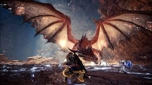 mhw dragon element