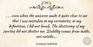 Image result for lucille clifton quotes