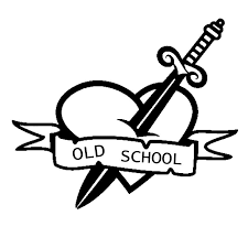2020 16 13 5cm Old School With Sword Heart Funny Car Window Bumper Novelty Jdm Drift Vinyl Decal Sticker From Xymy777 1 69 Dhgate Com