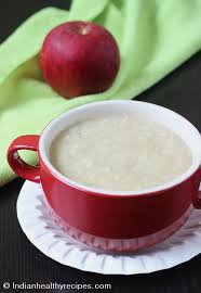 apple oats porridge for es oats