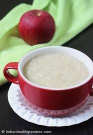 apple oats porridge for es oats