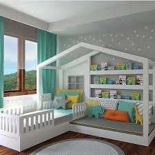 Kids Bedroom Ideas Designs Toddler House Bed Creative Kids Rooms Toddler Rooms