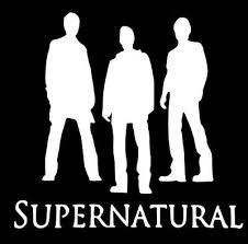 Supernatural 6 White Vinyl Decal For Car Windows Laptops And More Ebay