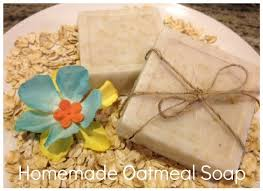 how to make homemade oatmeal soap