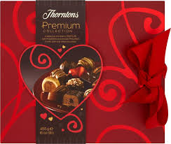 thorntons premium collection gift box 455g