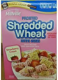 shredded wheat whole grain wheat cereal