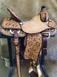koe tm team roping elite saddle