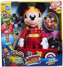 Amazon.com: Mickey Mouse Mickey and The Roadster Racers Racing ...