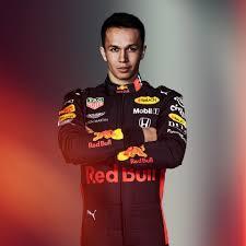 Alex Albon Formula 1 Driver