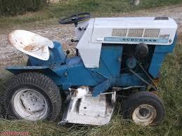 sears suburban 10 917 99410 tractor