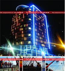 Đèn led trang trí tòa nhà đẹp - Led tòa nhà giá rẻ, chất lượng