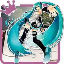 Vocaloid Hatsune Miku Anime Car Decal Sticker 022 For Sale Online Ebay