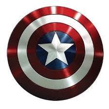 Amazon Com Captain America Civil War Shield 2 Vinyl Sticker Decal Cars Trucks Vans Walls Laptop Computers Accessories