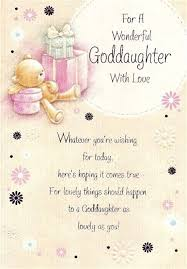 birthday wishes quotes for goddaughter
